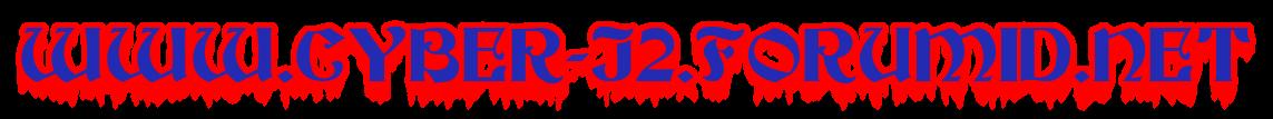 [ [J]uNIo[R] Cyber-[J2] ]
