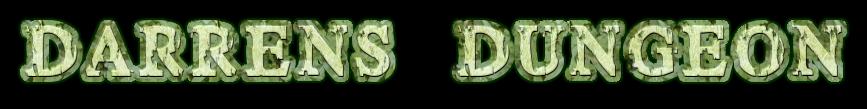 Darren's Dungeon